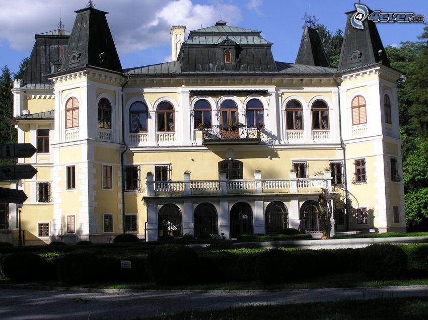 Betliar, slott, herrgård