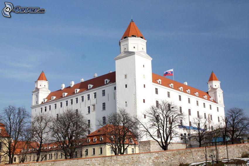 Bratislavas slott