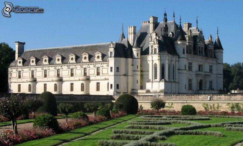 Château de Chenonceau, park