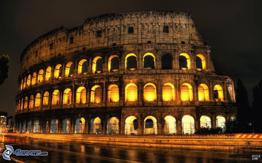Colosseum, natt