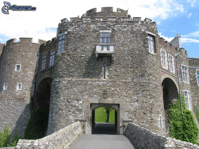Dover Castle, gränd