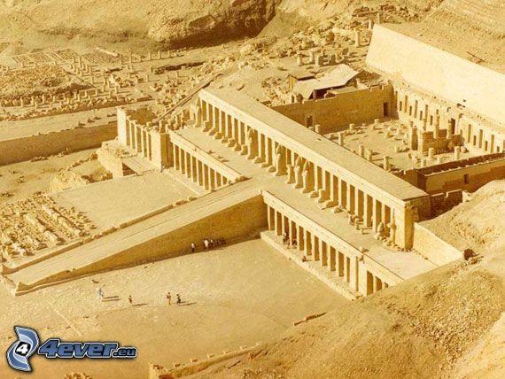 Egypten, sand