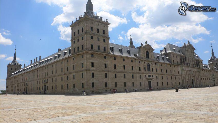 El Escorial, gård
