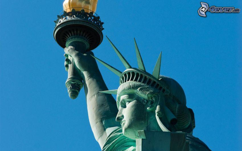 Frihetsgudinnan, New York, USA
