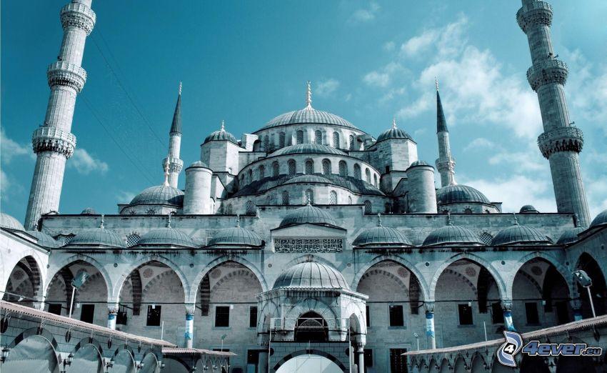 Hagia Sofia, Istanbul, Turkiet