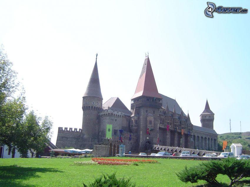 Hunyad, slott