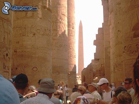 Karnak, Egypten, tempel
