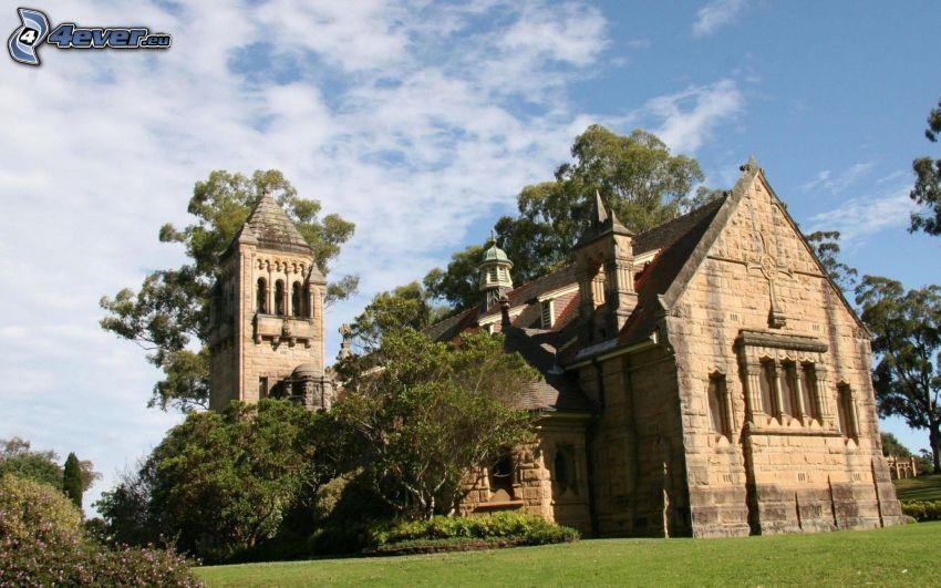 kyrka, Australien