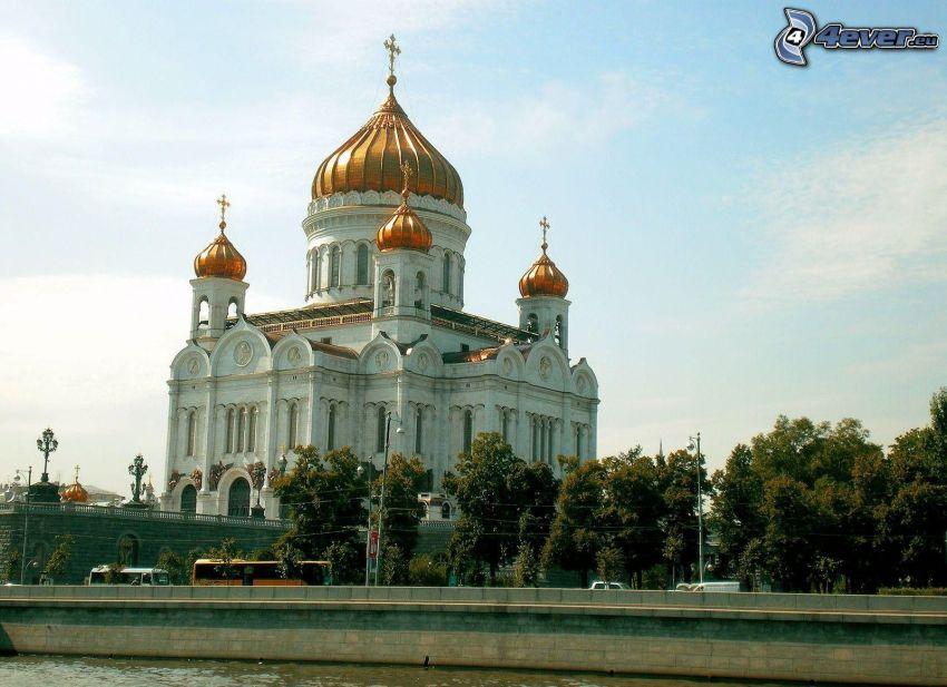 kyrka, Moskva