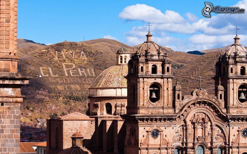 kyrka, Peru