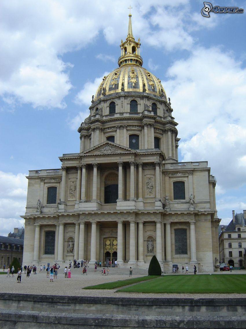 L'Hôtel national des Invalides, Paris, Napoleon Bonaparte