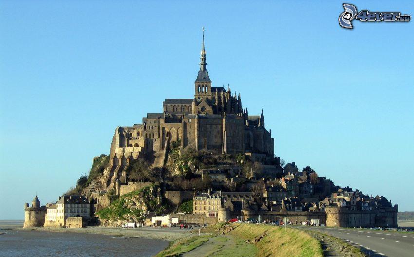 Mont Saint-Michel, Frankrike