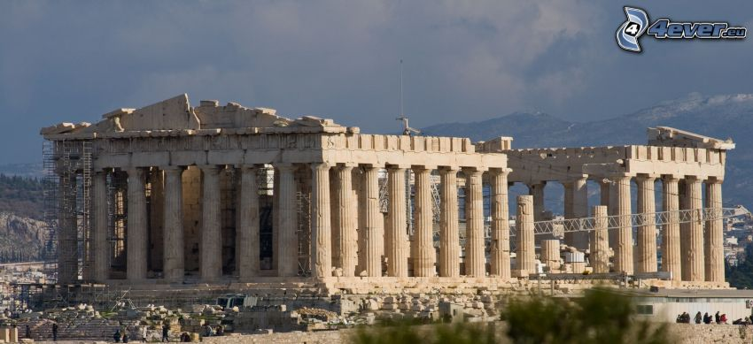 Parthenon, Aten