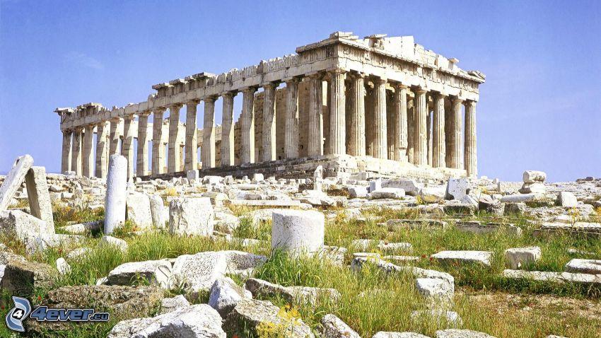 Parthenon, Grekland