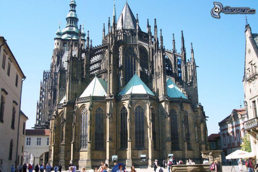 Prags slott, Prag