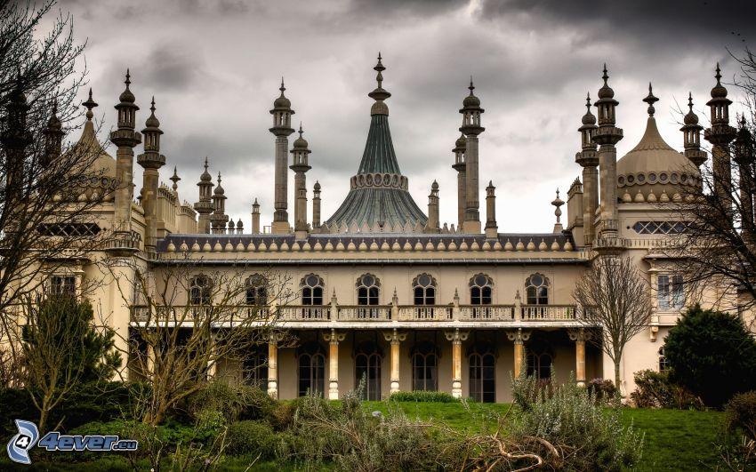 Royal Pavilion, herrgård