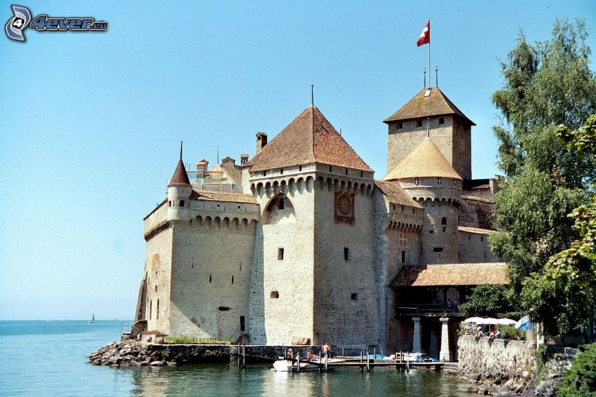 slottet Chillon