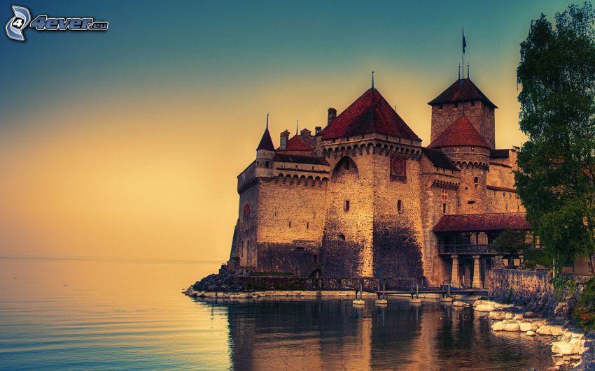 slottet Chillon