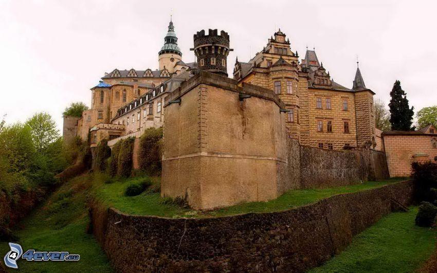 slottet Frydlant
