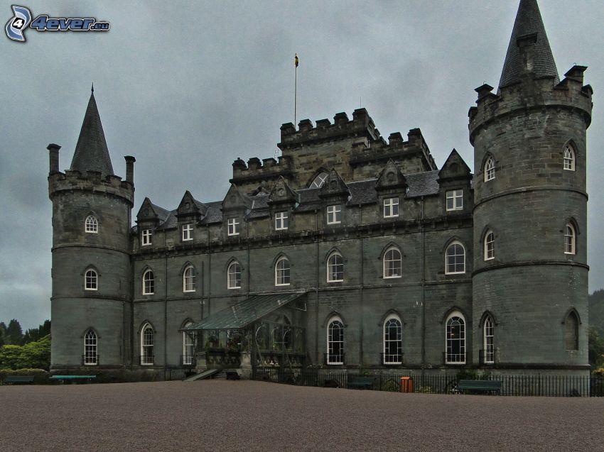 slottet Inveraray