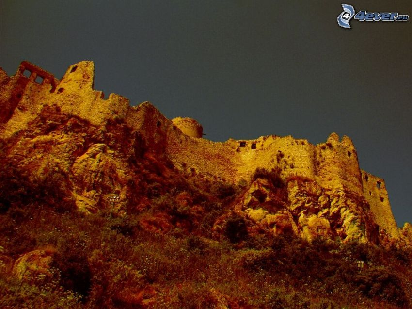 Spiš Castle, Slovakien