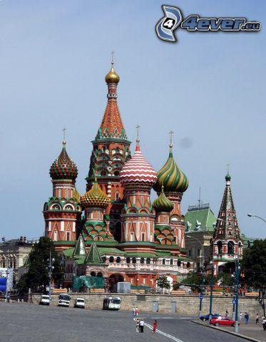 Vasilijkatedralen, Moskva