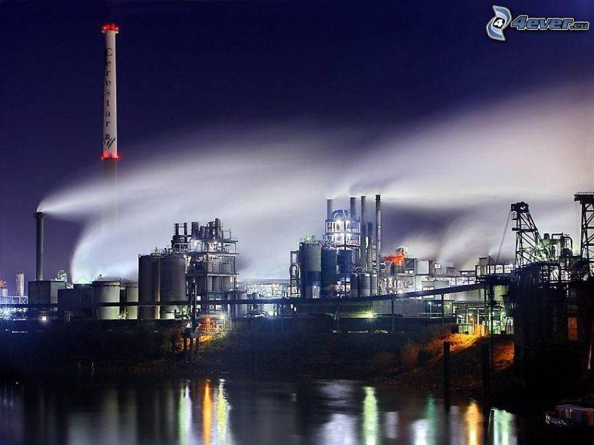 industri, fabrik, Pasadena