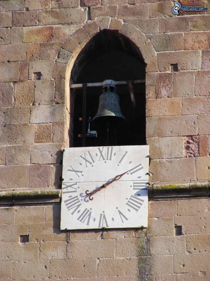 klocka, klockor