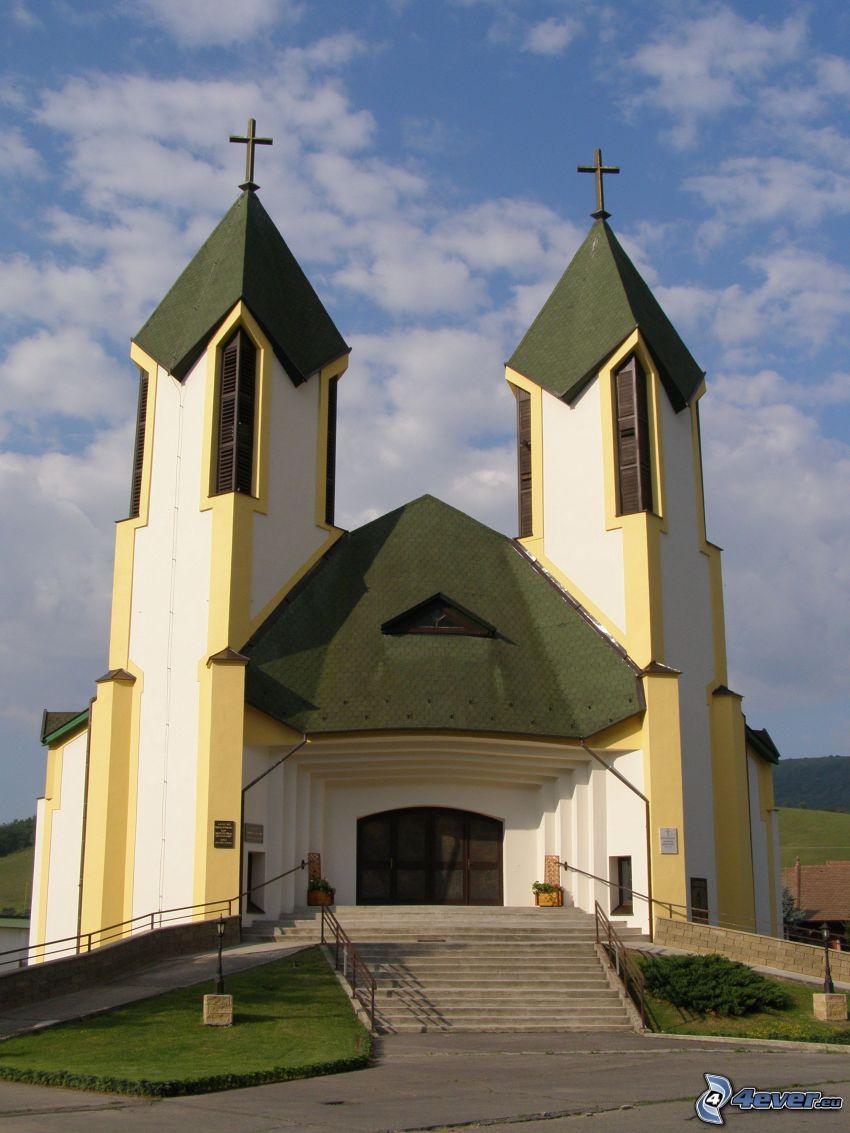 kyrka, Hajnáčka