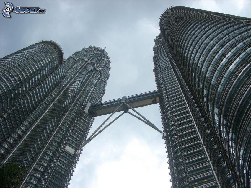 Petronas Towers, skyskrapor