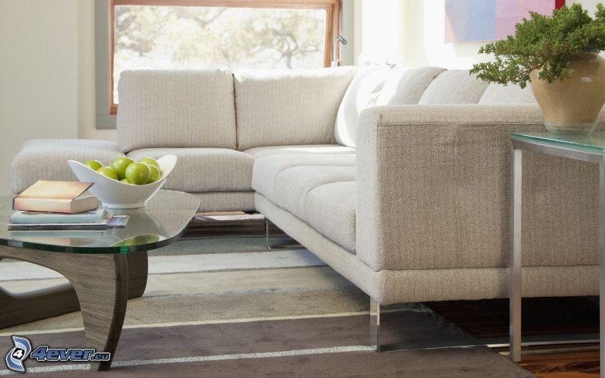 vardagsrum, soffa
