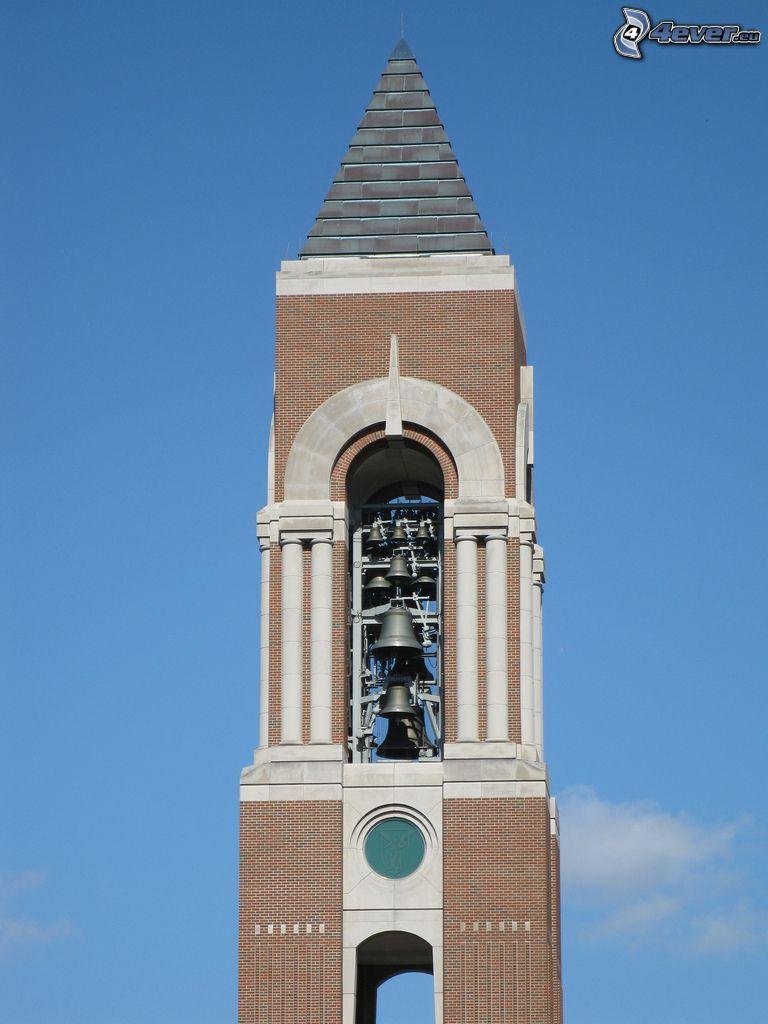 Shafer Tower, kyrktorn