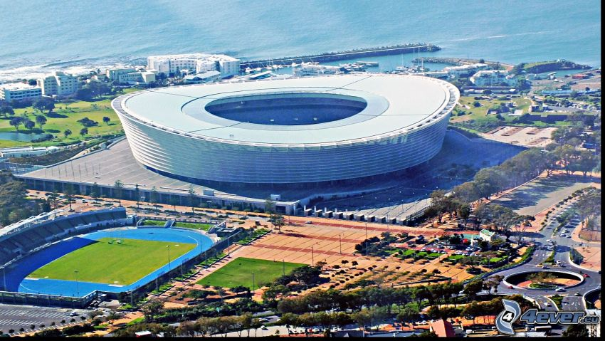 Cape Town Stadium, Kapstaden