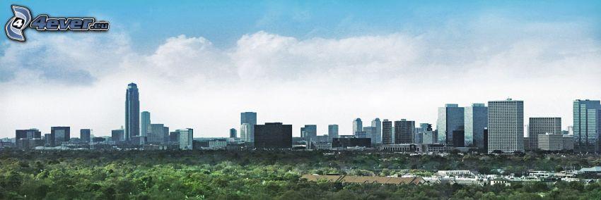 Houston, skyskrapor