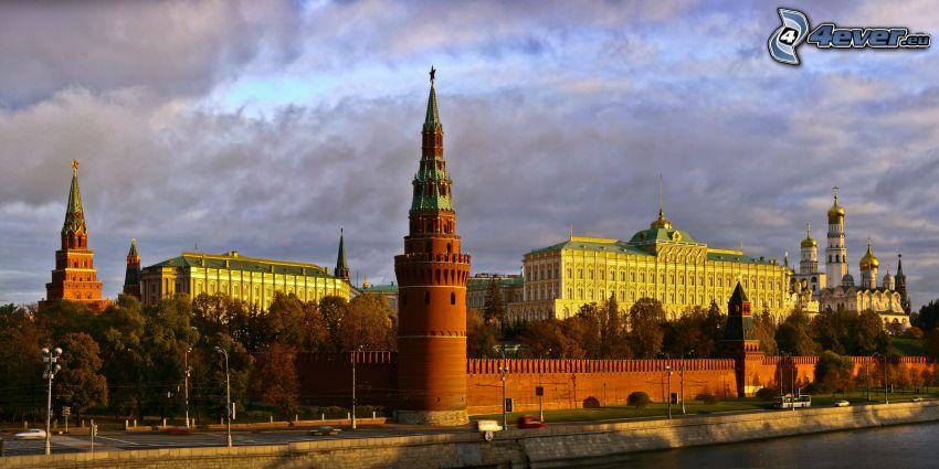 Kremlin, Moskva