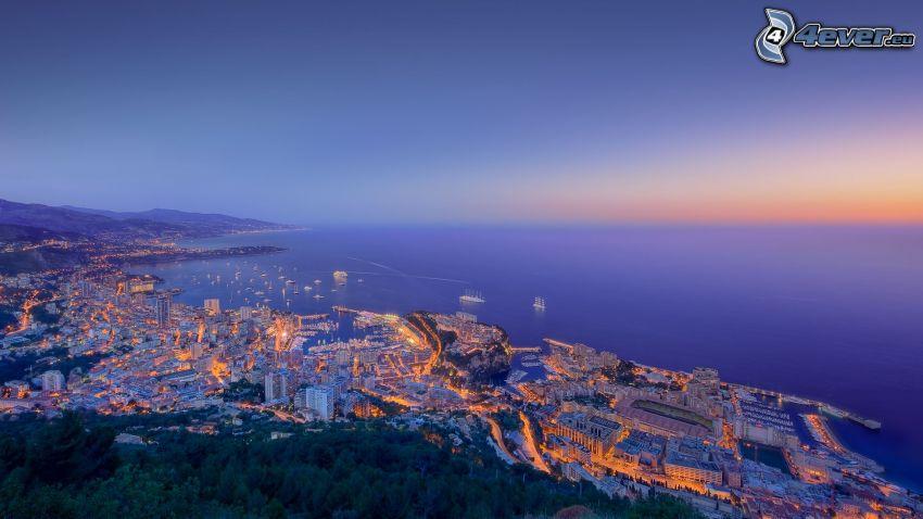 Monaco, badort