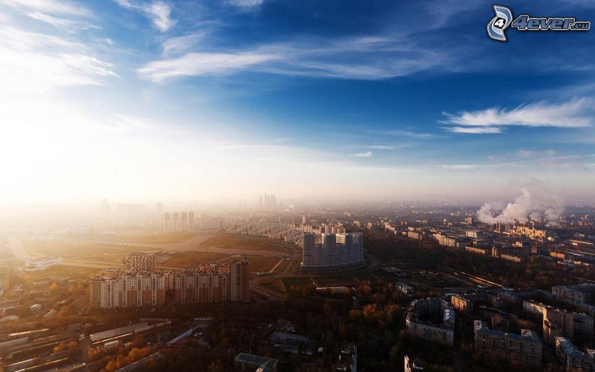 Moskva, moln