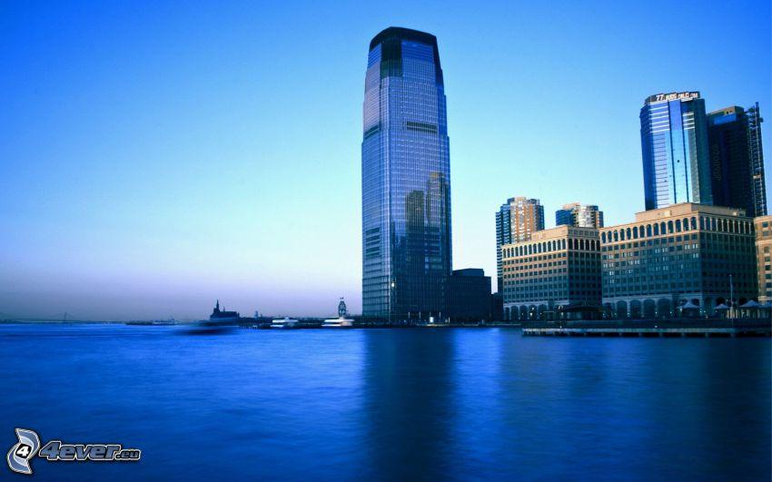 New Jersey, skyskrapa