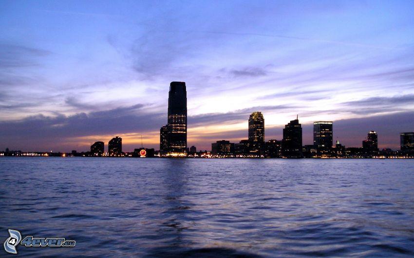 New Jersey, skyskrapor