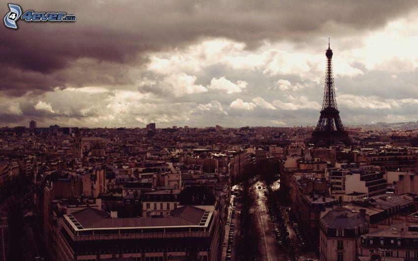 Paris, Eiffeltornet
