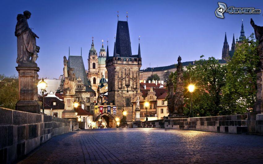 Prag, Karlsbron