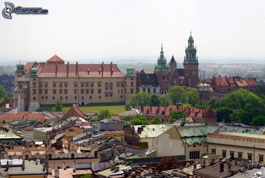 Slottet Wawel, Krakow