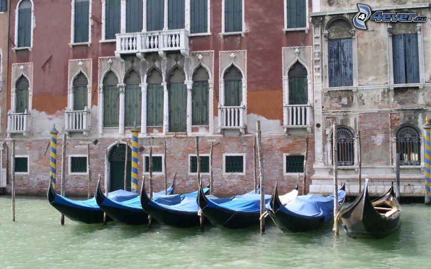 Venedig, fartyg