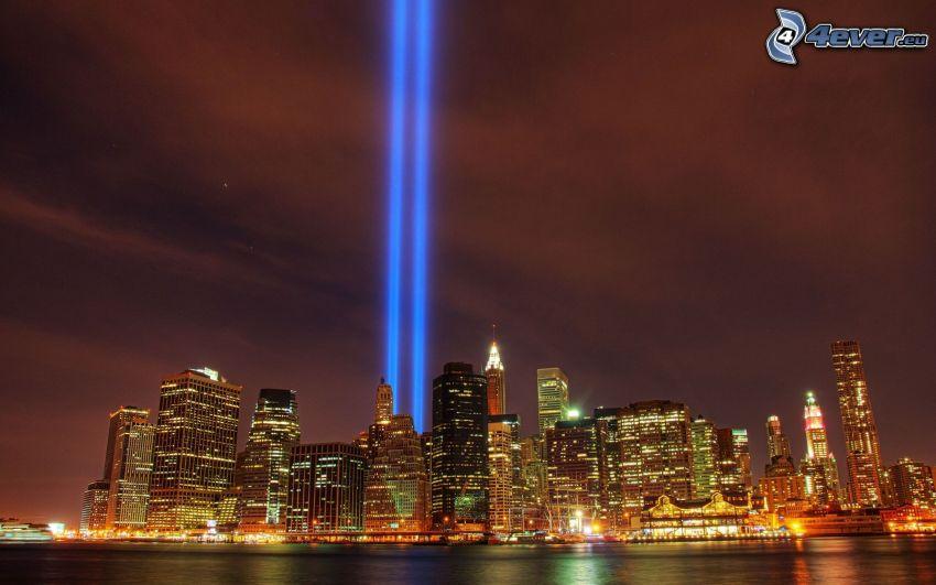 WTC memorial, Manhattan, New York