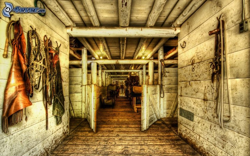 stall, HDR