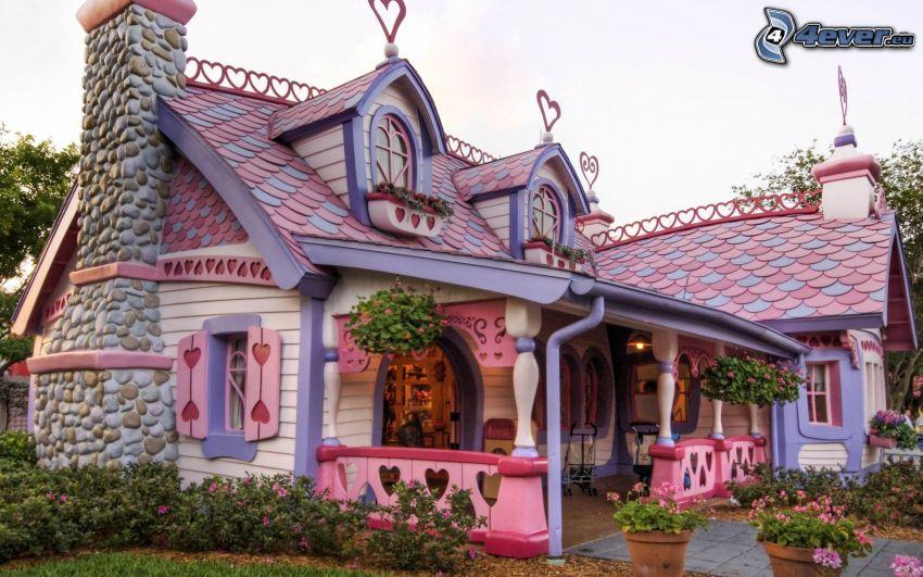 unikt hus
