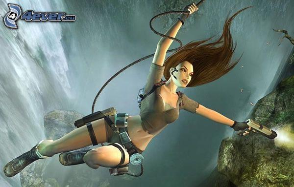 Lara Croft, spel