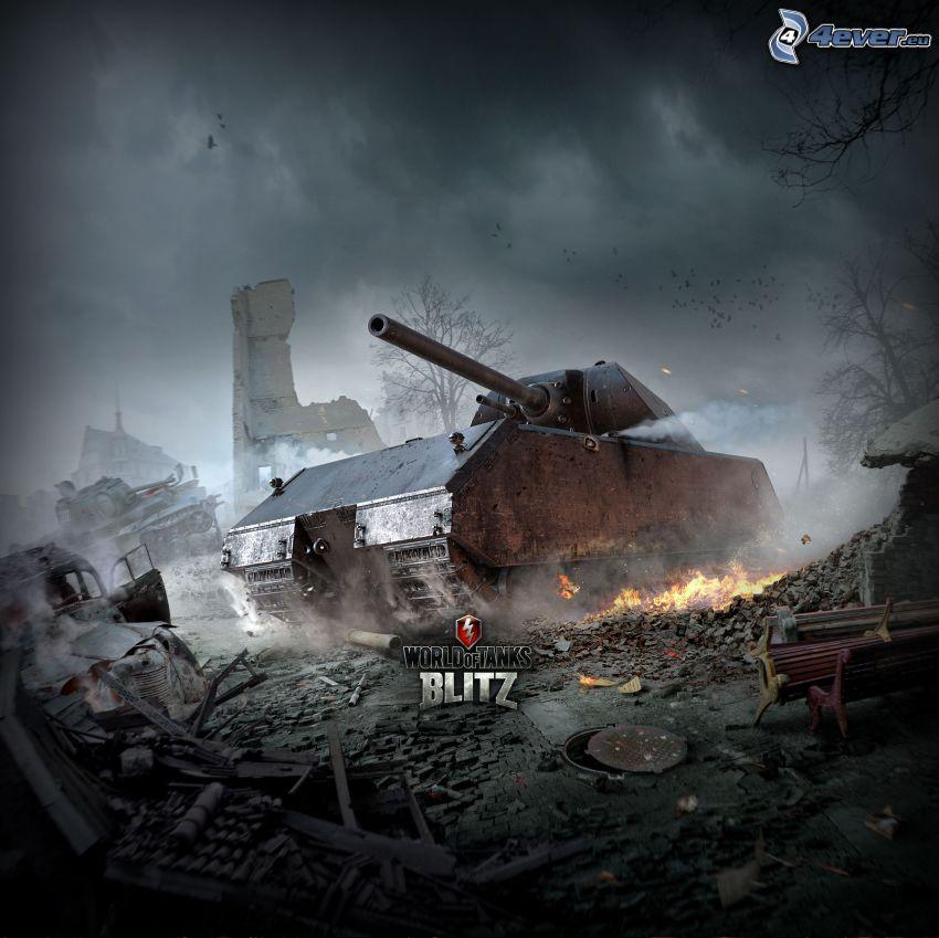 World of Tanks, Maus