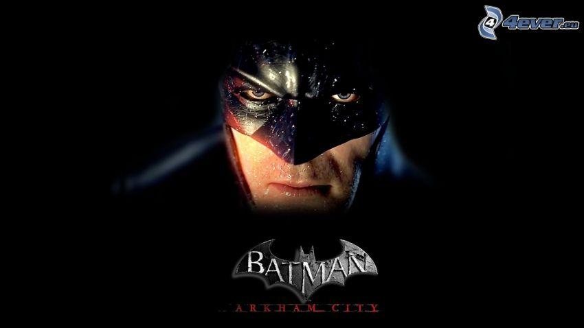 Batman: Arkham City, mask