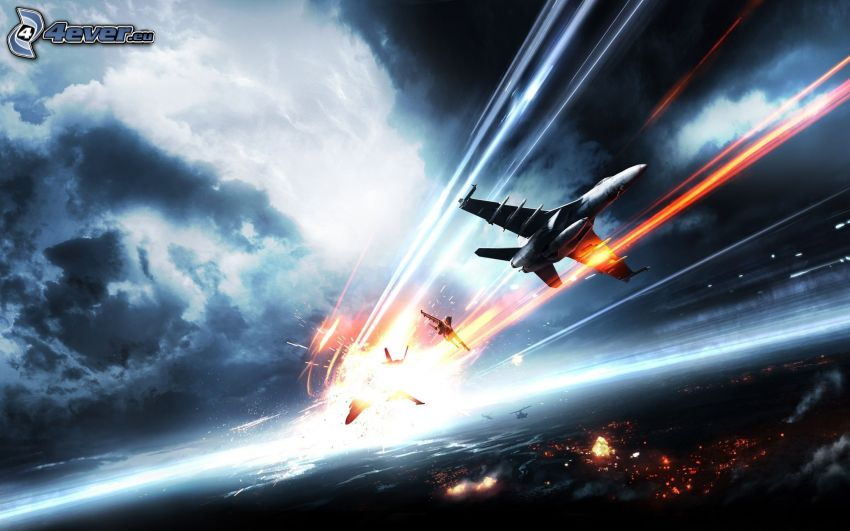 Battlefield 3, jaktplan